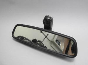 2002-2008 BMW Interior Rearview Mirror Auto-Dim Garage Alarm LED OEM