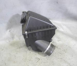 BMW E39 M5 ///M S62 5.0L V8 Left Bank 2 Air Filter Intake Muffler Housing USED
