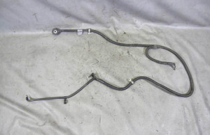 BMW E39 M5 ///M Factory Low Negative Black Battery Cable 2000-2003 USED OEM