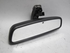 2010-2012 BMW Interior Rearview Mirror Auto-Dim Garage Door Alarm LED USED OEM