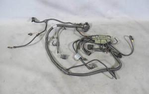 BMW F10 535i N55 6-Cyl Early Sensoric Module 2 Engine Wiring Harness USED OEM