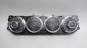 BMW E89 Z4 Roadster Genuine Climate Control Panel Interface for Automatic AC OEM