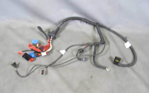 BMW E89 sDrive28i Roadster 4-Cyl 6-Speed Manual Transmission Wiring Harness USED