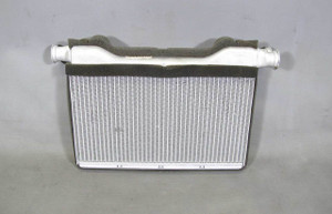 BMW F10 5-Series 7-Series Factory Heater Radiator Core Interior 2010-2017 OEM