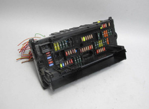 BMW F10 5-Series F01 Early Front Dashboard Fuse Distribution Electrical Box Wire