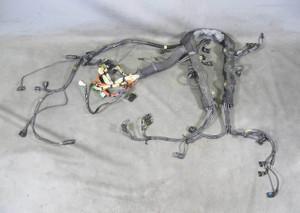 BMW E60 550i E63 650i N62TU 4.8L Engine Wiring Harness Manual Transmission OEM