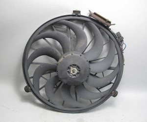 1988-1997 BMW E34 5-Series E32 E35 Factory Electric AC Auxiliary Cooling Fan OEM