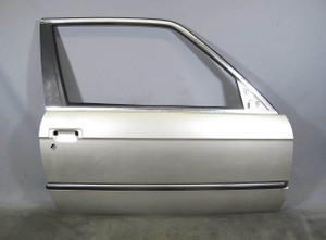 BMW E30 3-Series Coupe Right Passenger Exterior Door Shell Bronzit Beige USED OE