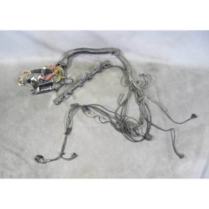 1997 BMW E39 528i M52 6-Cylinder Engine Wiring Harness for Auto Trans ASC USED