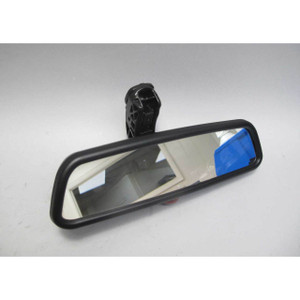2006-2013 BMW E90 3-Series Manual LED Interior Rearview Mirror 315MHz USED OEM