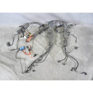 2007-2010 BMW E70 4.8i X5 4.8L N62TU Engine Wiring Harness Complete USED OEM