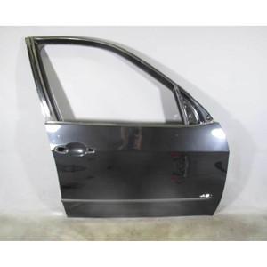 07-13 BMW E70 X5 SAV Right Front Passenger Exterior Door Shell Black Sapphire OE