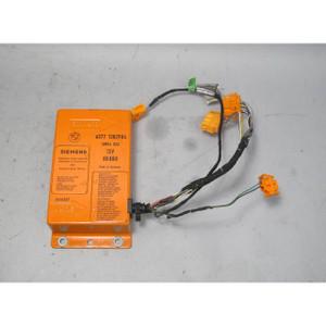 1992-1993 BMW E30 3-Series Convertible Airbag Impact Sensor Module Brain USED OE