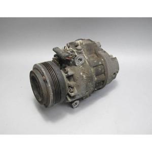 2007-2010 BMW E70 X5 3.0si N52 6-Cyl Factory Air Conditioning Compressor Pump AC