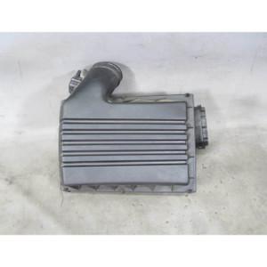 2007-2010 BMW E70 X5 3.0si N52 6-Cyl Air Filter Housing Muffler Intake USED OEM