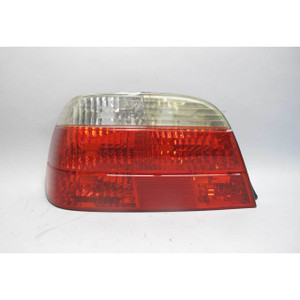 1999-2001 BMW E38 7-Series Factory Left Rear Tail Light Lamp White USED OEM