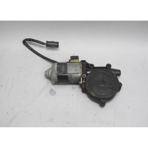 1987-1993 BMW E30 3-Series Convertible Factory Left Front Drivers Window Motor