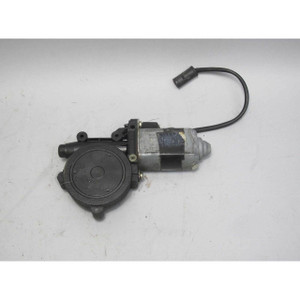 87-93 BMW E30 3-Series Convertible Factory Right Front Passenger Window Motor