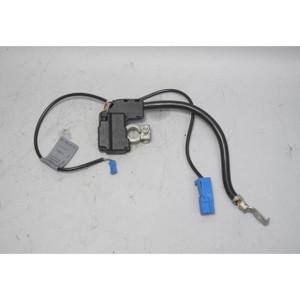 2007-2010 BMW E93 3-Series Convertible Negative Black Battery Cable Terminal OEM