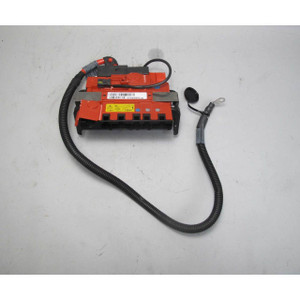 2007-2013 BMW E93 3-Series Convertible Positive Red Battery Terminal Box w Cable
