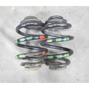 1992-1999 BMW E36 3-Series Coupe Sedan M Sport Rear Axle Coil Spring Pair USED