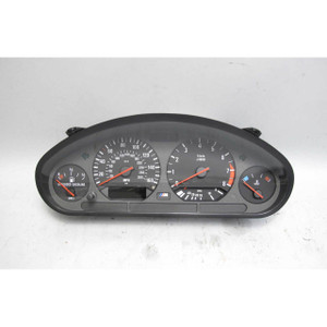 BMW E36 M3 ///M Late Model Instrument Gauge Cluster Speedo 1998-1999 USED OEM