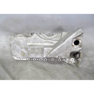 2010-2017BMW F10 5-Series F01 N54 N55 6-Cyl Engine Oil Pan Sump Aluminum USED OE