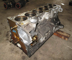 BMW M54 6-Cylinder 2.5L Engine Cylinder Block Bare 2001-2006 E39 E46 E60 Z3 USED - 7037
