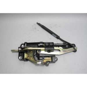 BMW E46 3-Series Convertible Right Front Soft Top Closing Latch w Cracks USED OE - 16255