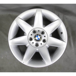 BMW E39 5-Series 17x8 Factory Style 81 Star Spoke Alloy Wheel 1997-2003 USED OEM - 10955