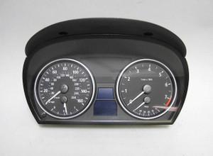 BMW E90 E91 3-Series 4door Factory Instrument Gauge Cluster Panel Speedo N52 OEM - 13285