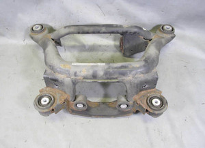 BMW E46 3-Series Rear Axle Subframe Carrier Crossmember Frame Cradle 1999-2006 - 12344