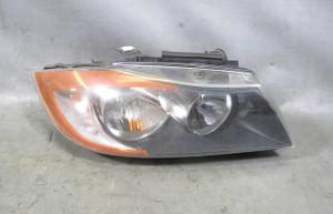Damaged BMW E90 E91 3-Series 4door Right Front Headlight Lamp Halogen 2006-2008 - 13319