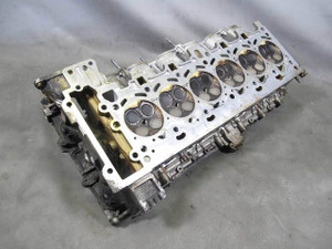 2007-2013 BMW N51 3.0L 6-Cylinder SULEV Engine Cylinder Head w Valves USED - 15843