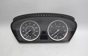 BMW E63 E64 645i 650i V8 Instrument Gauge Cluster Panel Speedo Tach 2004-2010 OE - 15893