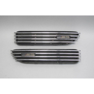 BMW E46 ///M M3 Front Side Fender Grille Vent Pair Left Right 2001-2006 USED OEM - 16207