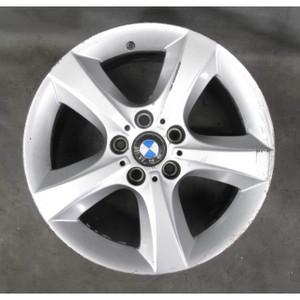 "2007-2013 BMW E70 X5 SAV 18"" Factory Star Spoke Style 210 Alloy Wheel USED OEM - 17399"