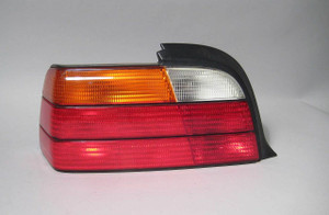 BMW E36 3-Series 2dr Left Rear Driver's Tail Light 1992-1999 6 Cyl OEM USED