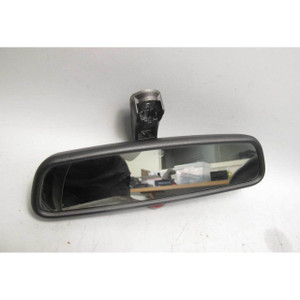 2006-2016 BMW Interior Rearview Mirror Dimming LED Garage Compass RC USED OEM