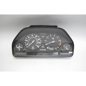 1989-1990 BMW E34 5-Series 525i Instrument Gauge Cluster Panel Speedo Tach OEM
