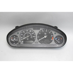 1996-1998 BMW Z3 1.9 Roadster Instrument Gauge Cluster Speedo Panel M44 USED OEM