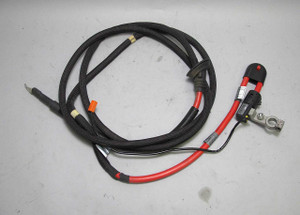 BMW Z3 Roadster Coupe Positive B+ Battery Cable Plus Pole 1999-2002 USED OEM