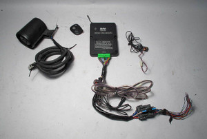 BMW Z3 Roadster Factory Alarm System Kit with Siren FOB Module 1996-2000 USED OE