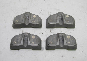 BMW 2006-2011 TPMS RDC Tire Pressure Monitoring Wheel Sensor Sender Set of 4 OEM