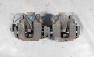 1984-1993 BMW E30 3-Series Rear Axle Factory Brake Caliper Pair Left Right USED