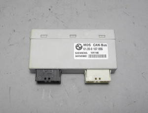 BMW E61 5-Series E63 Sliding Tiling Sunroof Moonroof Control Module CAN-BUS OEM