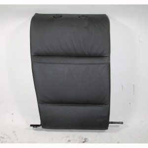 BMW 2007-2010 E92 Coupe Right Rear Small Folding Seat Backrest Black Leather