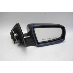 2007-2010 BMW E63 E64 6-Series Right Power Folding Outside Side Mirror Sea Blue