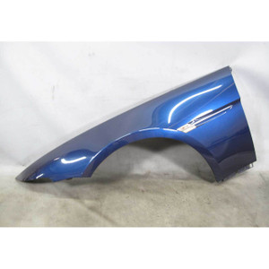 2004-2010 BMW E63 E64 6-Series Left Front Fender Quarter Panel Deep-Sea Blue OEM