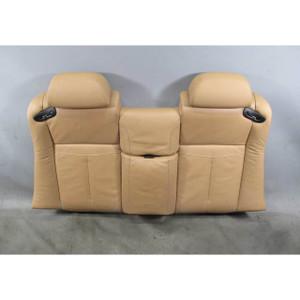 BMW E63 E64 650i Facto Rear Seat Backrest Cushion Pad Saddle Brown Precision